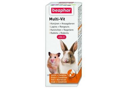 Beaphar Multi-Vit voor knaagdieren