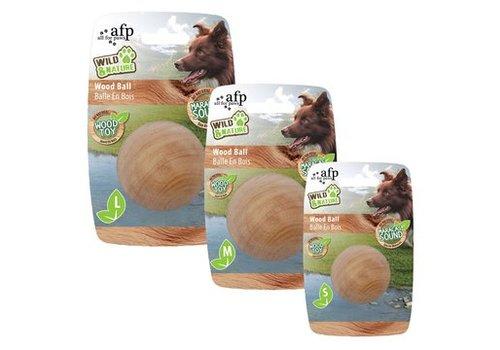 AFP Wild & Nature - Maracas Wood Ball