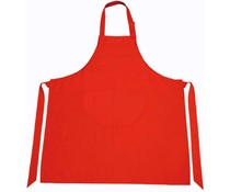 Professional kitchen aprons available in 13 different colors and storage box