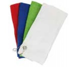 Golf Towels (size 30 x 55 cm) Available in 11 different colors
