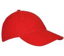 Baseballcaps voor kinderen in 20 kleuren leverbaar