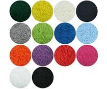 Golfdoekjes leverbaar in 14 verschillende kleuren