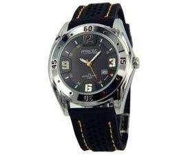 Klassiek heren horloge met PU rubberen horlogeband