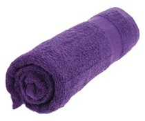 Towels in the color purple (50 x 100 cm)