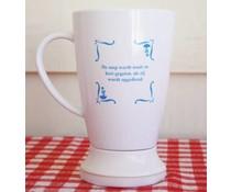 Stir-It Cup mit typisch niederländische Text buy!