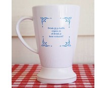 Stir-It Cup with typical Dutch text buy!