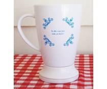 Stir-it Cup met typisch Hollandse tekst kopen!