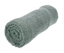 Mooie kwaliteit baddoeken (70x140cm) in de kleur grijs