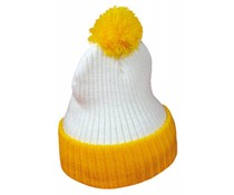 Nette Pom Pom Hüte für Erwachsene in 3 Farben erhältlich