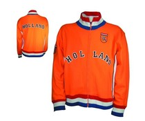 West Orange Retro Jacket in adult sizes and children sizes