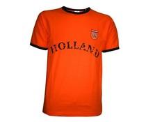 Orange HOLLAND ρετρό T-shirts σε μεγέθη για ενήλικες και παιδιά μεγέθη