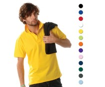 100% cotton Polo (polo pique) for men
