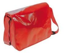 Promo Postboten Tasche (in 5 Farben erhältlich: rot, blau, schwarz, weiß und grün)