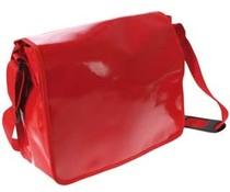 Exclusieve Postmen Bag (leverbaar in 5 kleuren: rood, blauw, zwart, wit en groen)