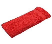 Guest Towels (30 x 50 cm) Available in red