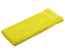 Guest Towels in yellow (size 30 x 50 cm)