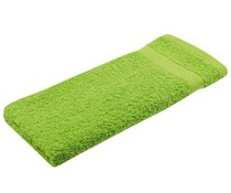 Gastendoekjes (30 x 50 cm) leverbaar in de kleur groen (lichtgroen/lemon/lime)