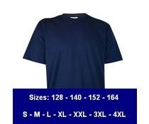 100% Baumwolle T-shirts (erhältlich in 13 Farben)