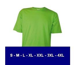 Goedkope T-shirts kopen? Goedkope T-shirts leverbaar in 13 verschillende kleuren!