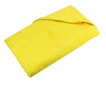 Yellow Beach towels (size 100 x 180 cm)