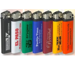 Free gifts at 1,000 lighters bedruke (including printing of a logo / logo / advertisement)