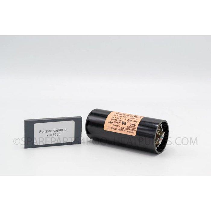 Softstart capacitor