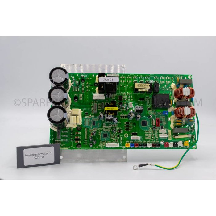 Main board inverter 21