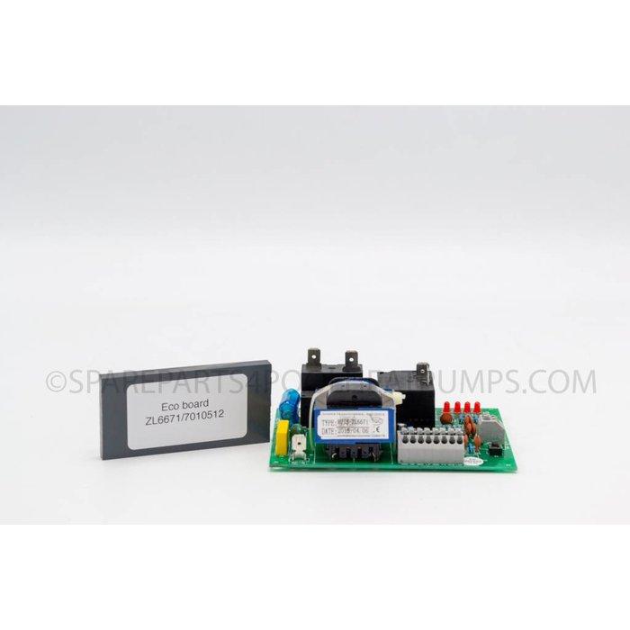 PC board ZL 6671