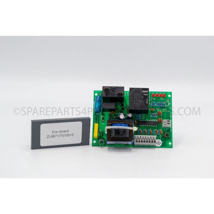 PC board ZL 6671