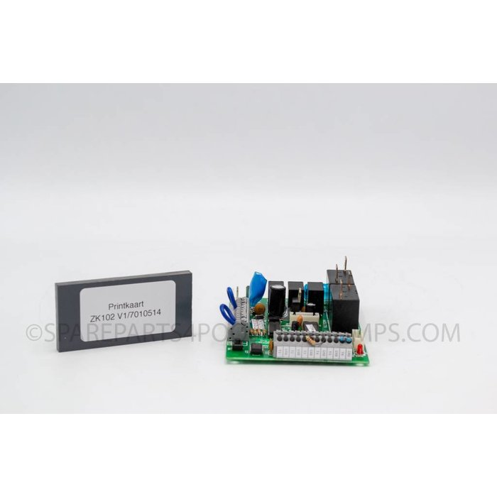 PC Board ZK102 V1