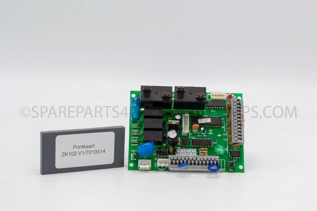 PC Board ZK102 V1