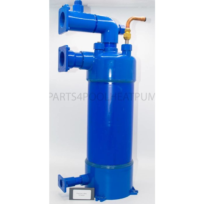 Premium 19kw heat exchanger