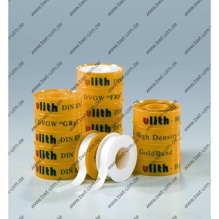 Teflon Dichtband 12 mm x 0,1 mm (12 m-Rolle)