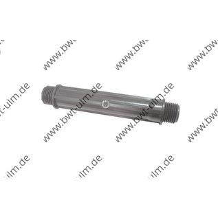 "PP Gewindefitting Rohrnippel 1/2"" - 1"" Aussengewinde, 15 - 50 cm lang"