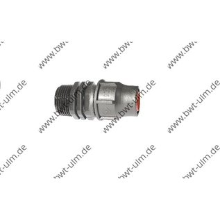 PP Fitting System Lock, für PE Rohr PN6, 16 + 20 mm, Verschraubung mit AG