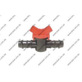 KS Mini Kugelhahn 16 mm, 20 mm oder 25 mm