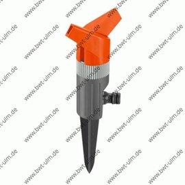 8151-20 GARDENA Premium Viereckregner 250 Flächenbewäss von 105-250 m²  max