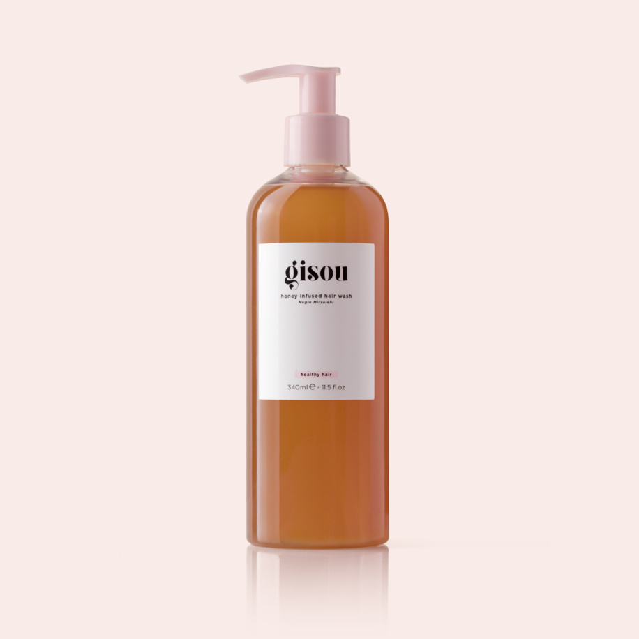 Honey Infused Hair Wash 330ml