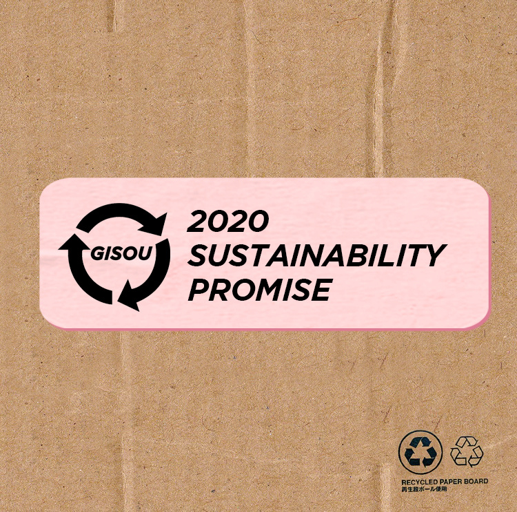 SUSTAINABILITY PROMISE 2020