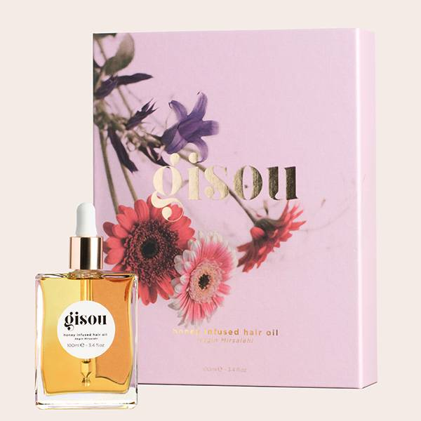 Honey Infused Hair Oil 100ml