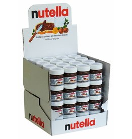 Nutella 25g Mini - 64 x 25g