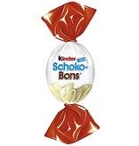 Party Bucket mit Ferrero Kinder Schoko Bons White, 1er Pack (1 x 1,2 kg)