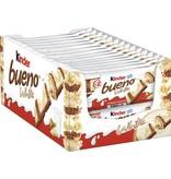 Kinder Bueno White Doppelriegel, 30er Pack (30 x Doppelriegel)