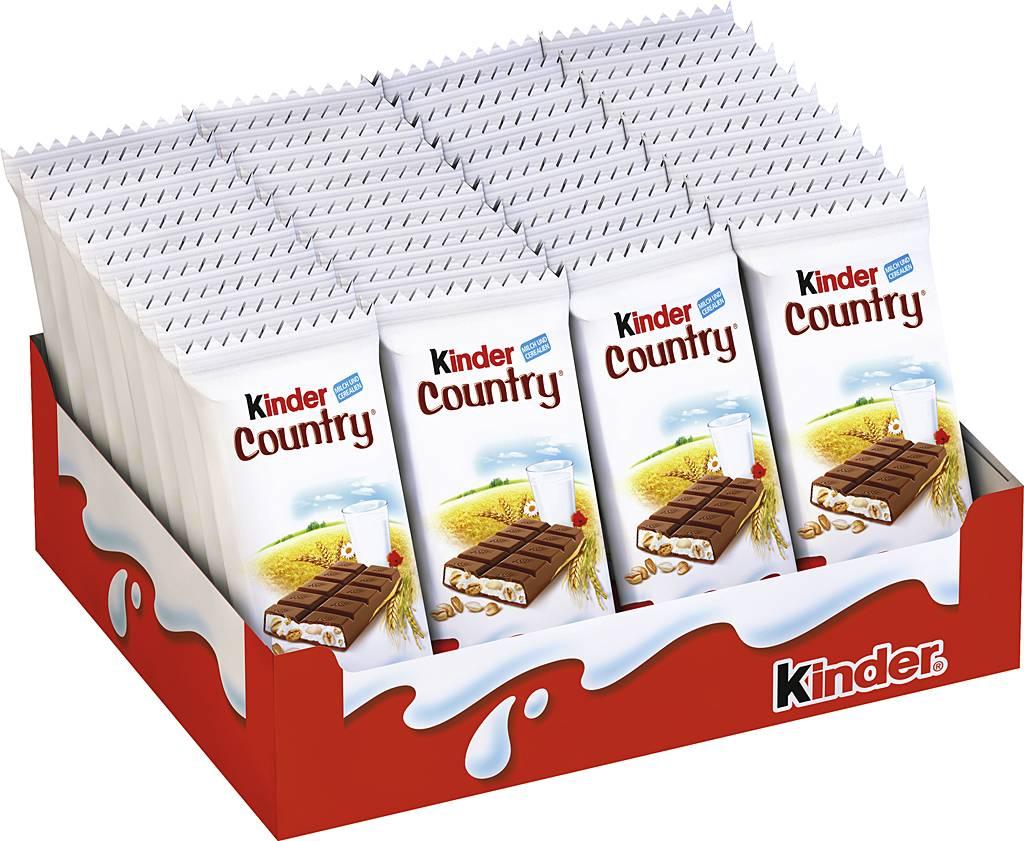 Kinder Country 40er Pack