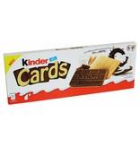 Kinder Cards 20 x 128 g Packung