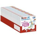 Kinder Schokolade 20 x 50g Mini Tafel