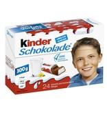 Kinder Schokolade 8 x 300g Multipack