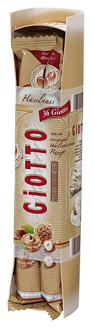 Giotto Haselnuss 9 x 154g Multipack