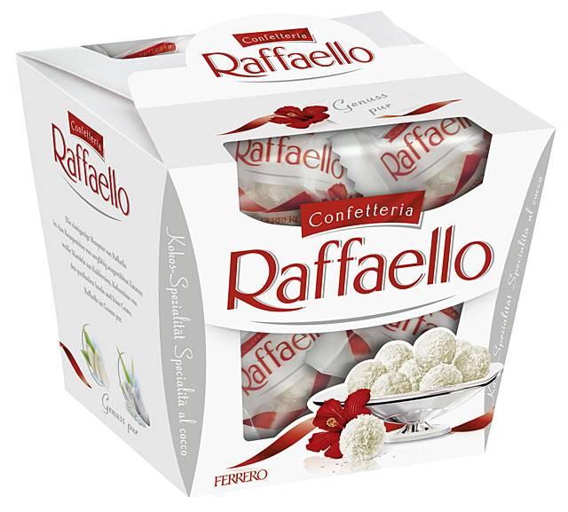 Raffaello 6 x 150g