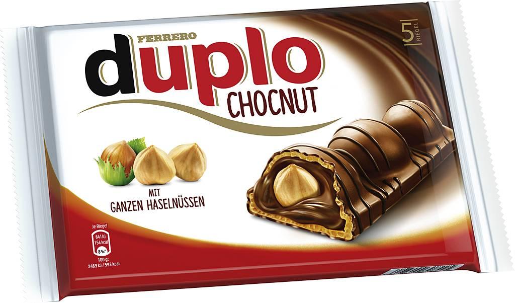 Duplo Chocnut 14 x 5er Multipack
